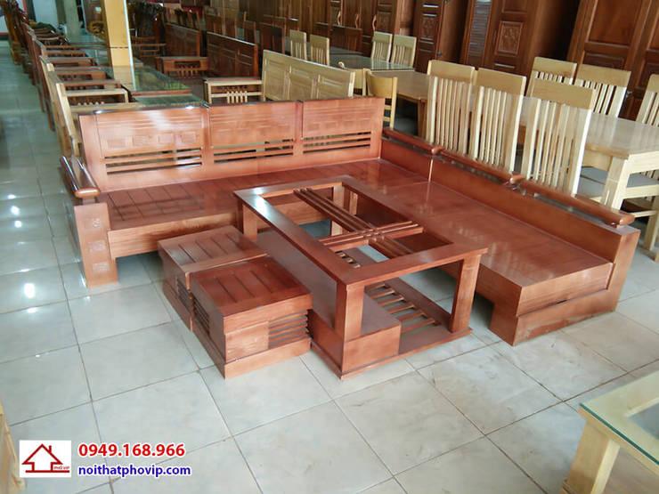 Mẫu SLS079:   by Đồ gỗ nội thất Phố Vip
