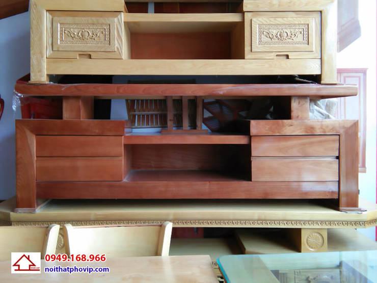 Mẫu KTVX501:   by Đồ gỗ nội thất Phố Vip