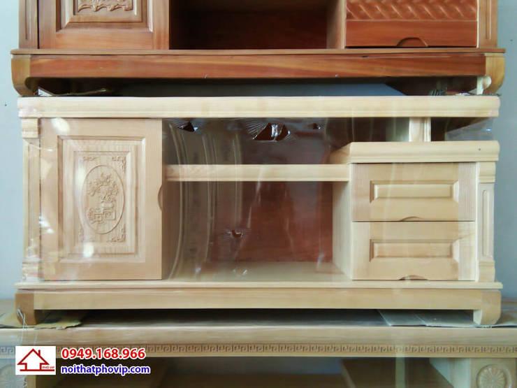 Mẫu KTVS511:   by Đồ gỗ nội thất Phố Vip