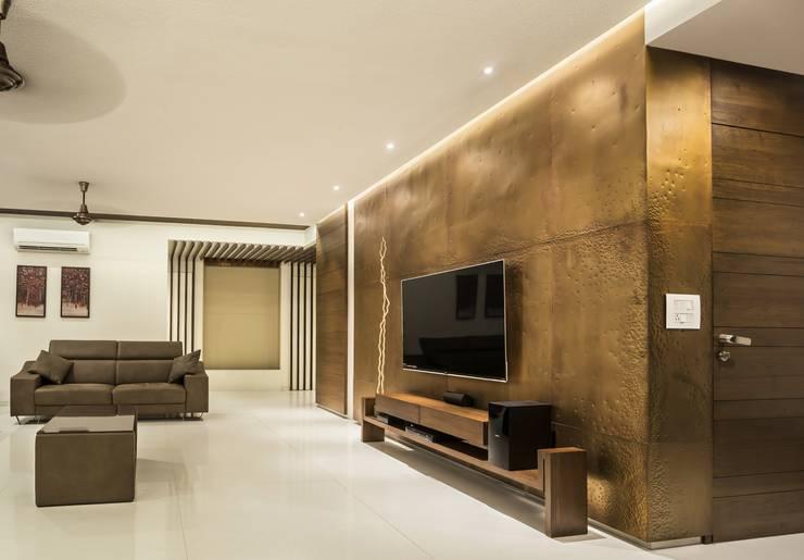 modern Living room by Design Paradigm