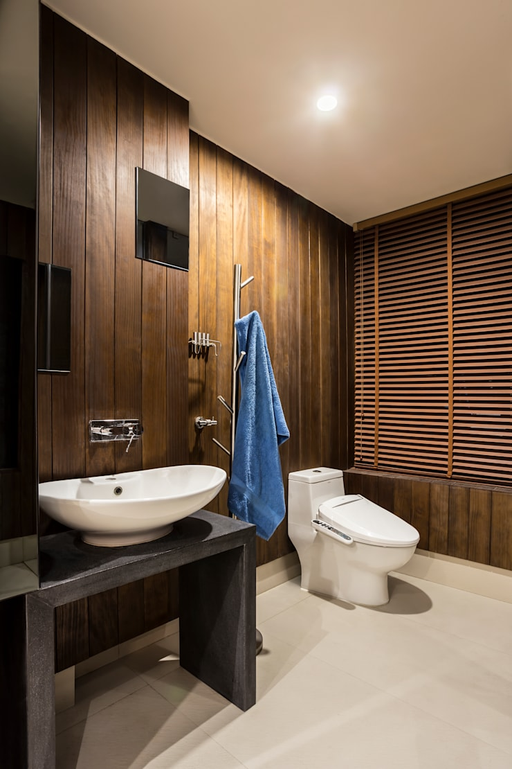 modern Bathroom by Design Paradigm