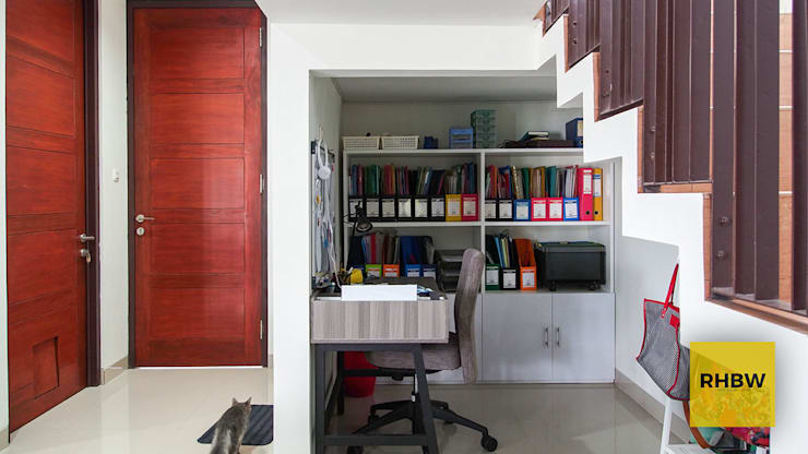 Study/office by RHBW, Industrial