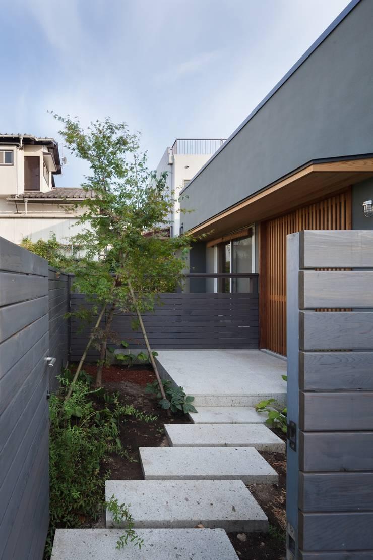 Maisons scandinaves par HAN環境・建築設計事務所 Scandinave
