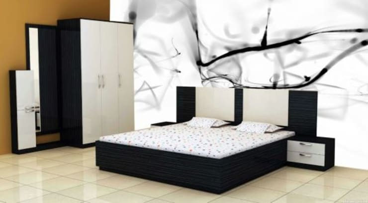 Complete Projects:  Bedroom by PickerOnline,