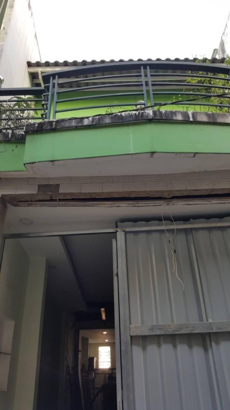 Thi công sửa chữa trọn gói nhà phố Anh Giao 411/20/17 Lê Đức Thọ Gò Vấp:   by TNHH xây dựng và thiết kế nội thất AN PHÚ CONs 0911.120.739