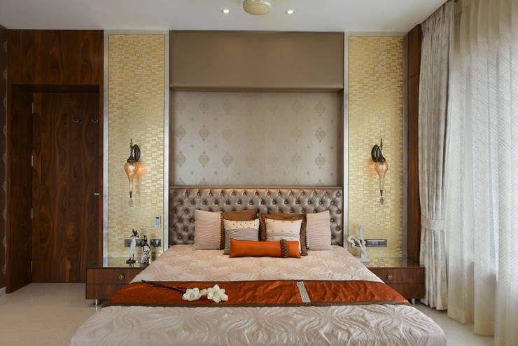 DAHANU- VIJAY GHODAWAT:  Bedroom by smstudio,Modern