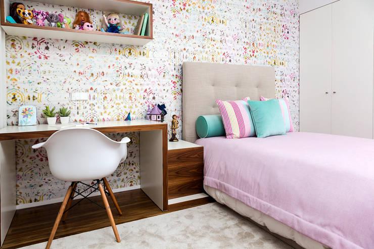 غرفة نوم بنات تنفيذ TGV Interiores