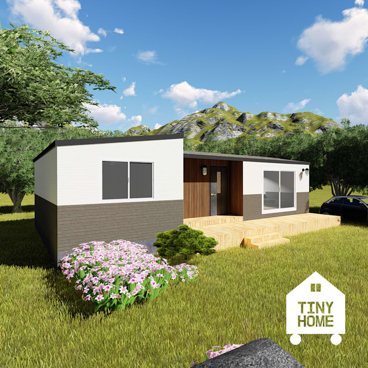 3월  March: TINYHOME의  ,