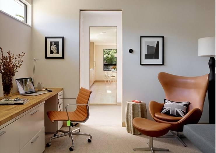 Bàn làm việc trong phòng riêng tại nhà:   by Thương hiệu Nội Thất Hoàn Mỹ