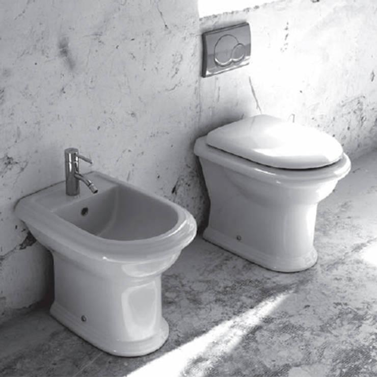 Sanitari In Ceramica Per Bagno.Sanitari Bagno Economici A Terra Valentina In Ceramica Di Jo Bagno