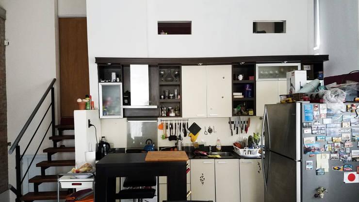 Casa A&P: Cocinas de estilo  por Módulo 3 arquitectura