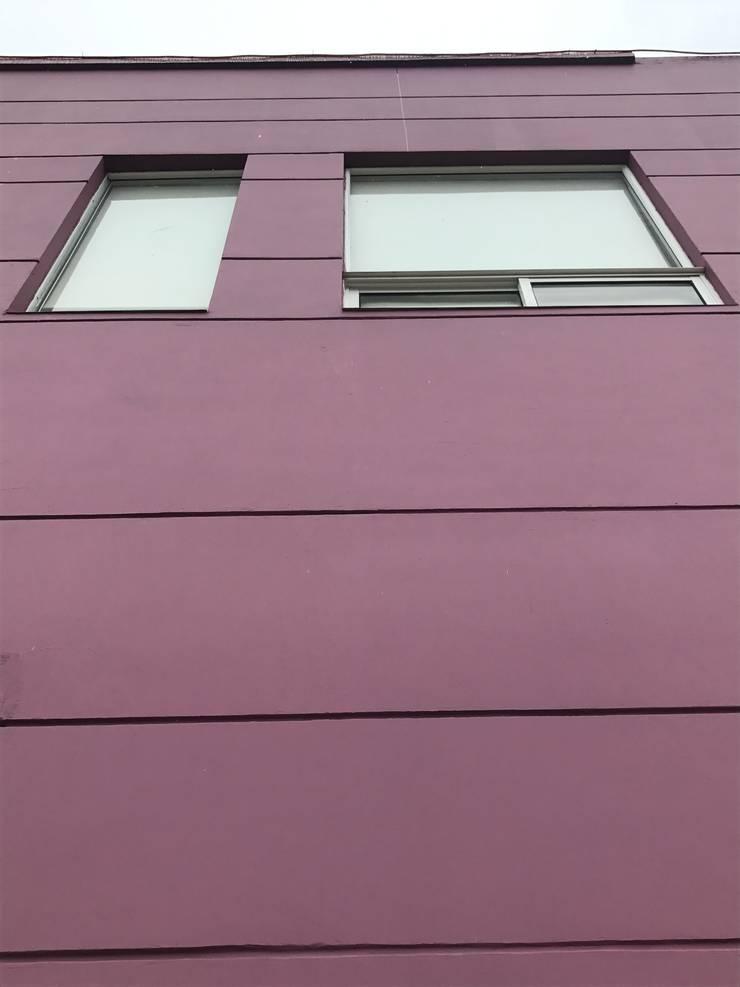 CASAS SIAMESAS ANAPOIMA: Casas de estilo moderno por RIVAL Arquitectos  S.A.S.