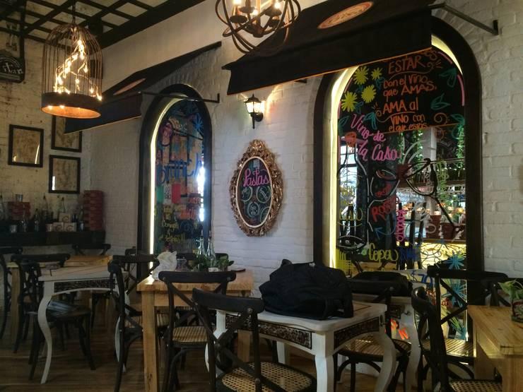 Restaurants de style  par Diseñador Paul Soto