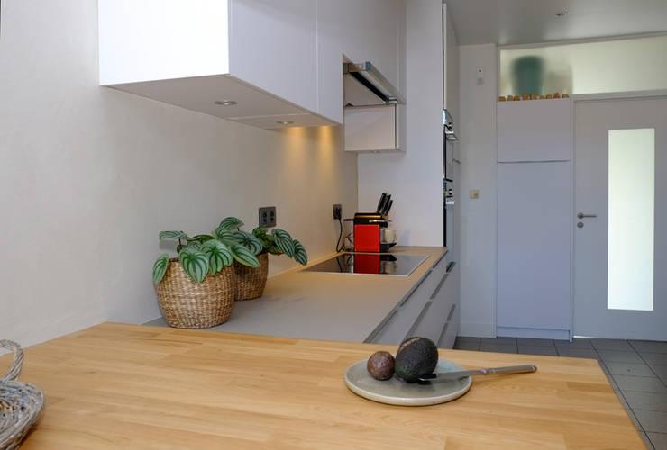 Keuken renovatie:  Inbouwkeukens door De Heeren