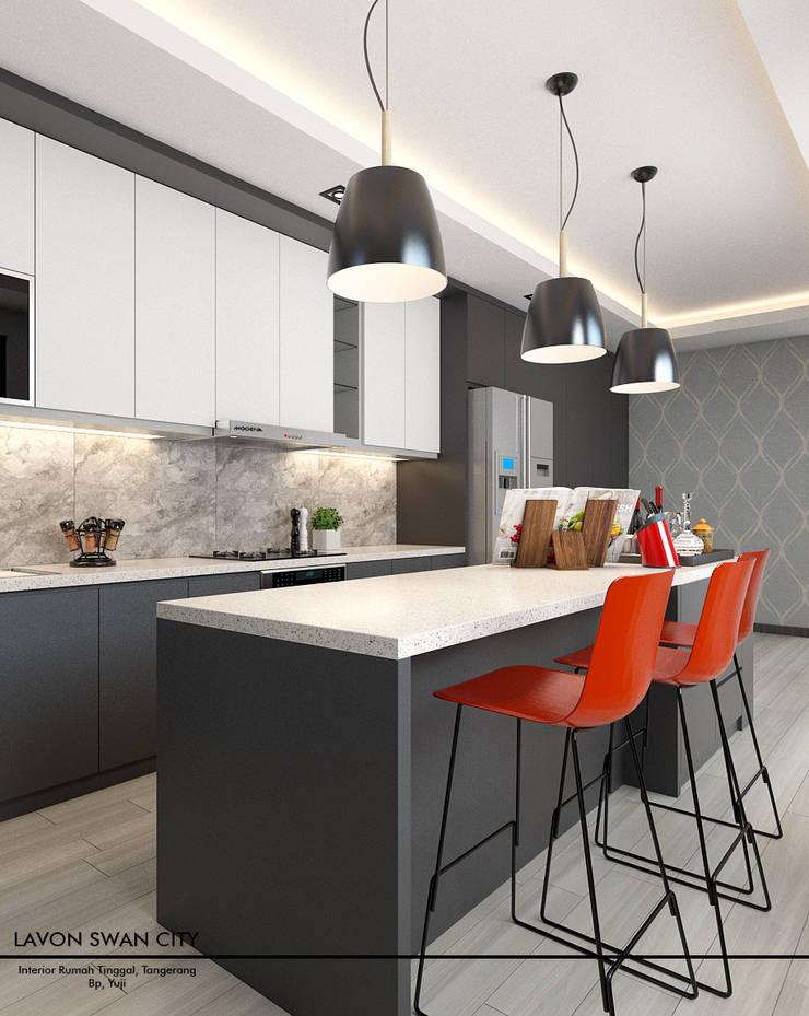 Kitchen Set :  Dapur by Revel