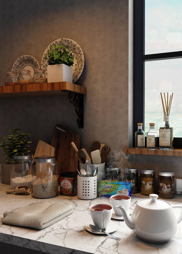 Misc.:  Dapur by Revel