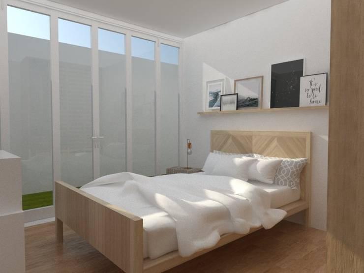 Slaapkamer door 78metrosCuadrados