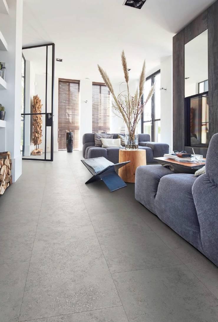 Floors by MeisterWerke Schulte GmbH, Modern Wood-Plastic Composite