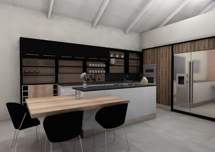 """Kitchen: {:asian=>""""asian"""", :classic=>""""classic"""", :colonial=>""""colonial"""", :country=>""""country"""", :eclectic=>""""eclectic"""", :industrial=>""""industrial"""", :mediterranean=>""""mediterranean"""", :minimalist=>""""minimalist"""", :modern=>""""modern"""", :rustic=>""""rustic"""", :scandinavian=>""""scandinavian"""", :tropical=>""""tropical""""}  by LINE Creative Interiors,"""