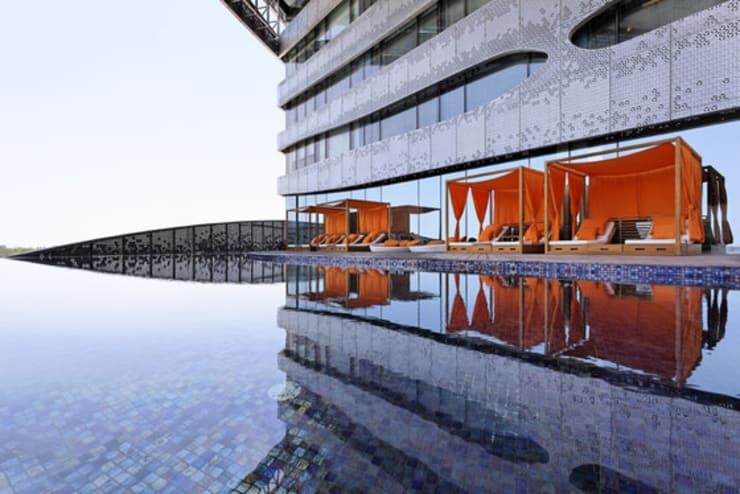 Hotel:  Hotels by Form & Function,Eclectic