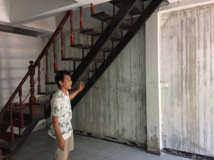 ทาสีบ้านใหม่ทั้งหลัง:  วิลล่า by TP Detail Home