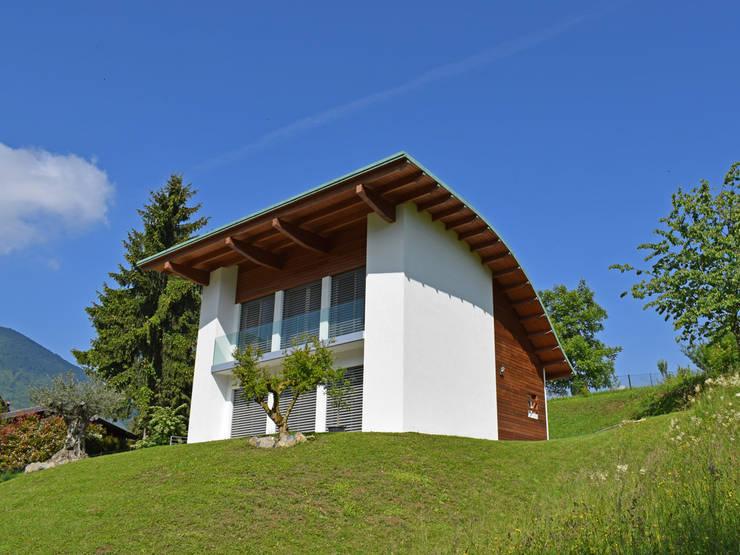 Дерев'яні будинки by Marlegno