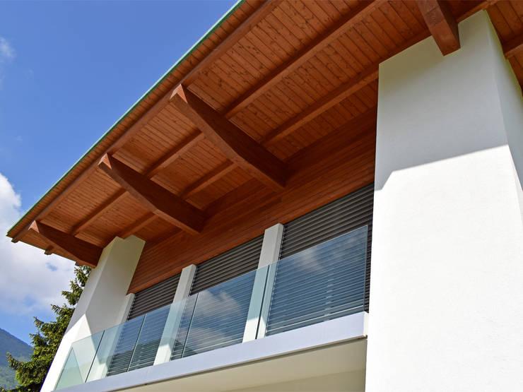 Marlegnoが手掛けた木造住宅