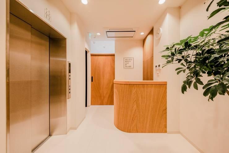 Kalabo: STaD(株式会社鈴木貴博建築設計事務所)が手掛けたスパ・サウナです。