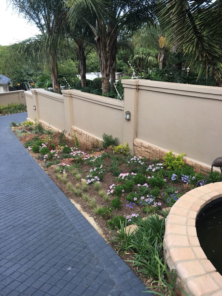 Northcliff :  Garden by jacques3, Classic