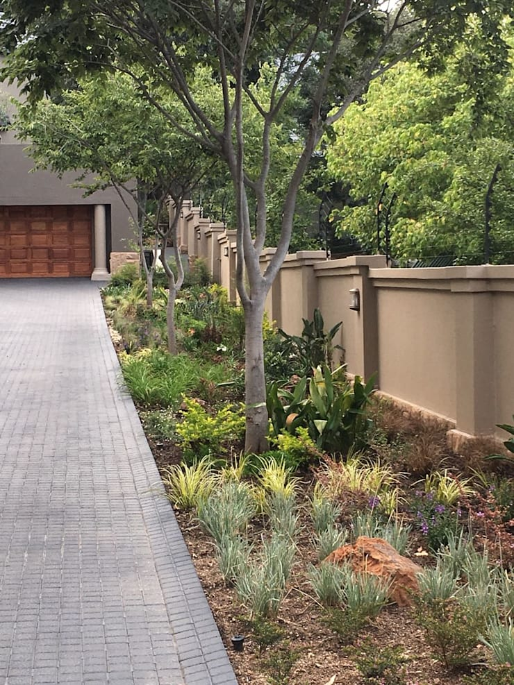 Northcliff :  Garden by jacques3, Colonial