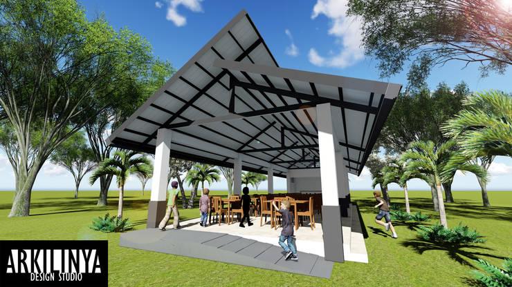 Musuan Elementary School Alumni Cafeteria:   by Arkilinya Design Studio