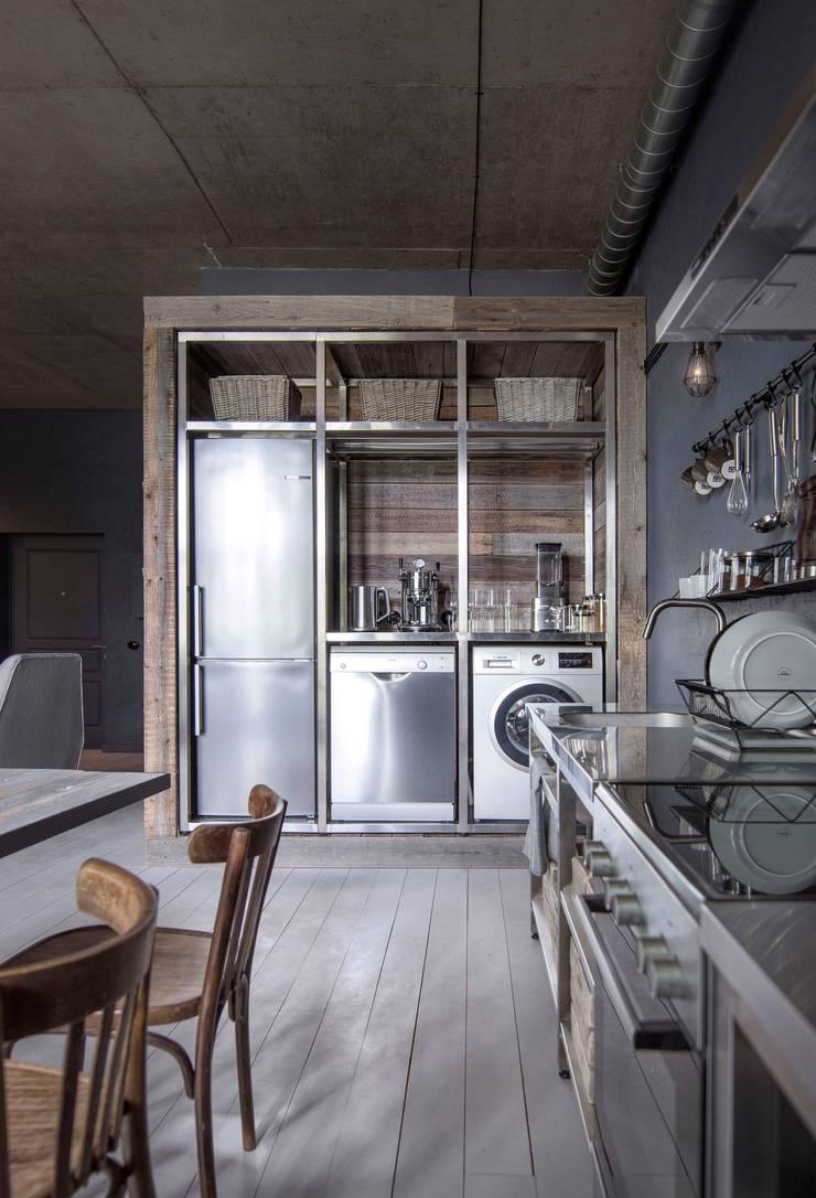 Keukenblokken door INT2architecture