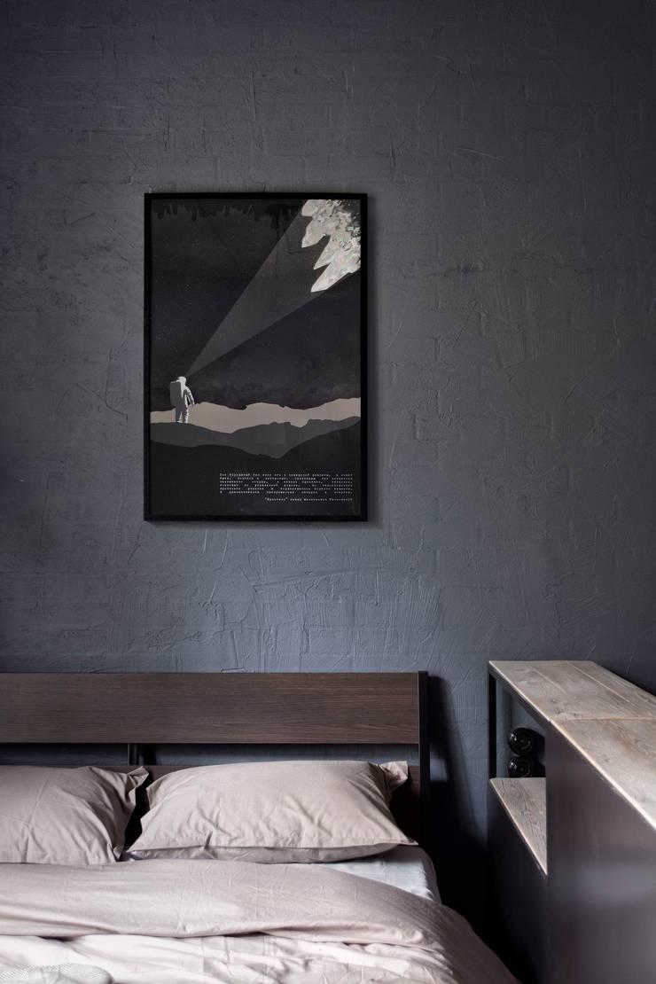 Slaapkamer door INT2architecture