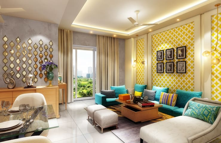 The Regency park Apartment:   by Ideagully Products Innovations Private Limited