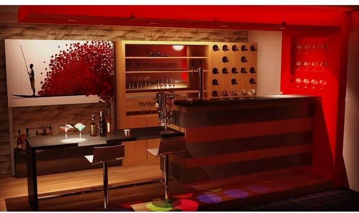 Render Bar:  de estilo  por Trazos Studio SAS