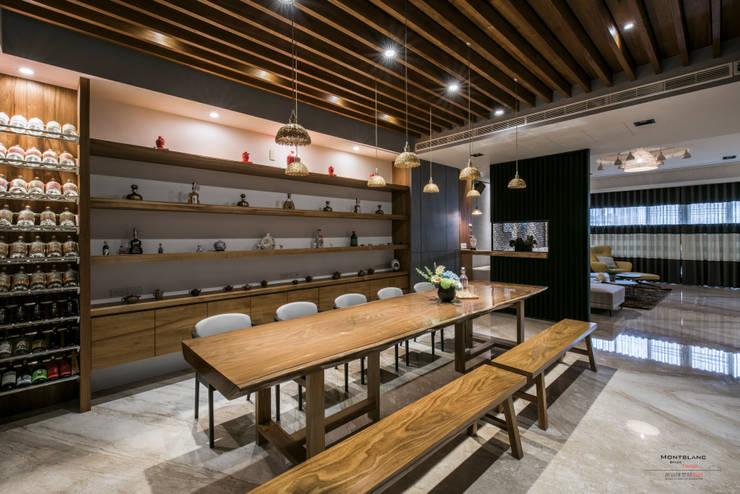 天冠金工美學館:  餐廳 by SING萬寶隆空間設計
