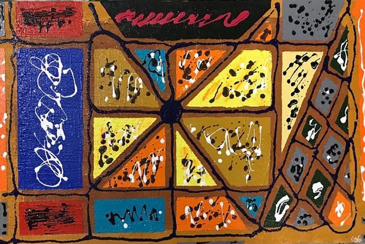 Slices: modern  by Indian Art Ideas,Modern