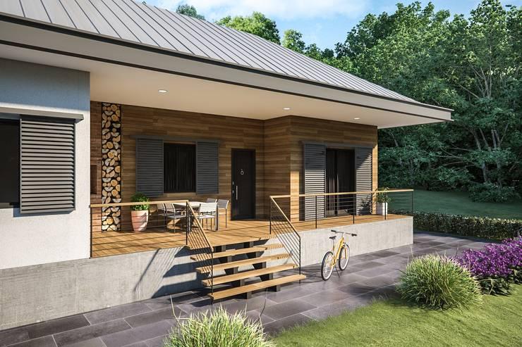 yücel partners – Villa Sayaca:  tarz Evler