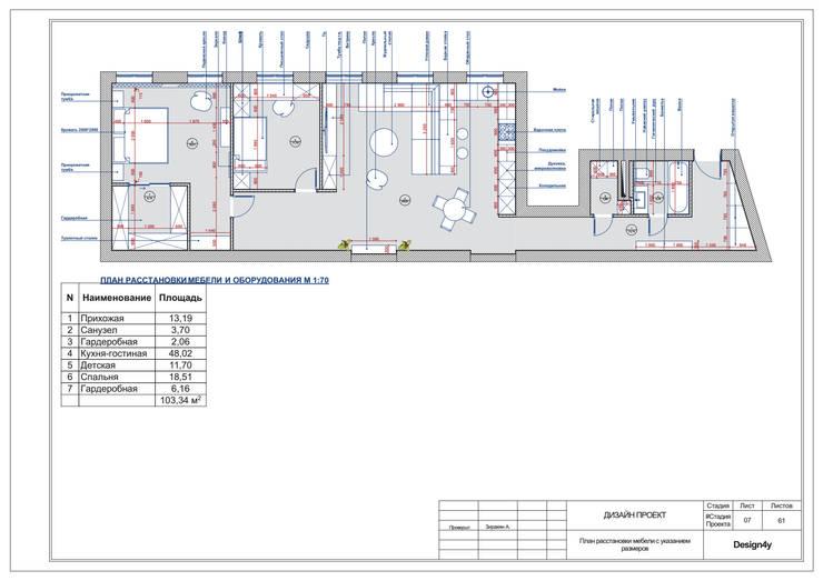 Неоклассика с элементами прованса : Лестницы в . Автор – design4y