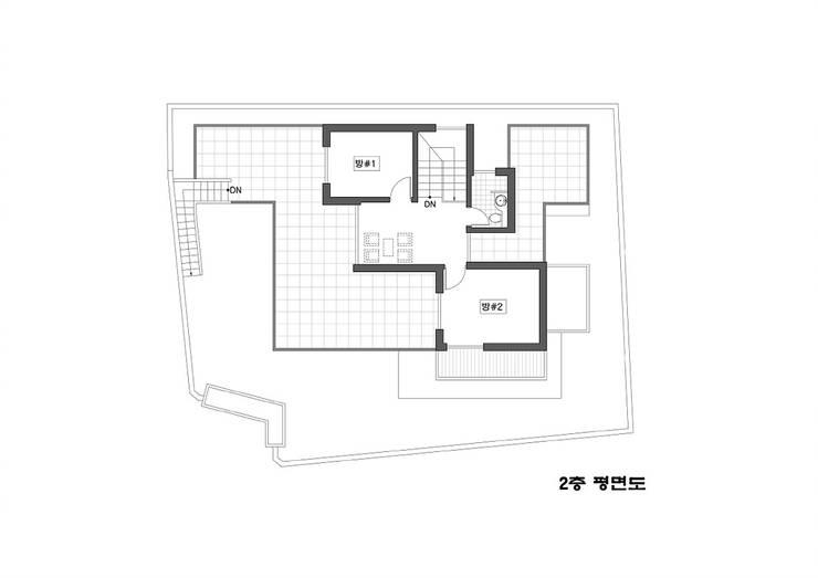 광영동 B씨 주택 : 인중헌 건축사 사무소의
