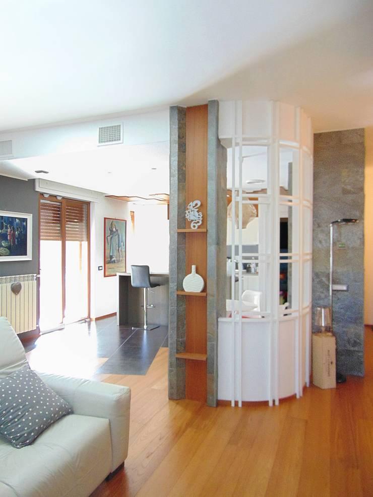 appartamento 3 foggia di studio di architettura e design