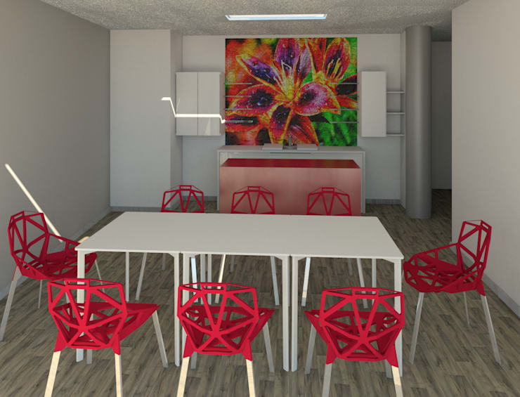 front view:   by Nuclei Lifestyle Design