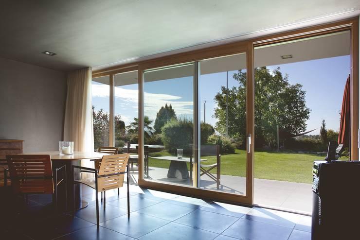 Kneer GmbH, Fenster und Türen의  창문