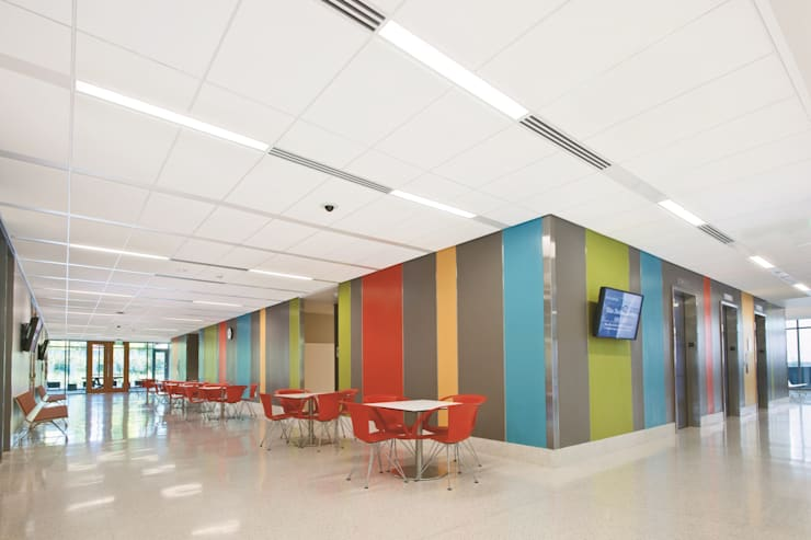 Interior and Architects Ideas:  Office buildings by KreateCube,Modern