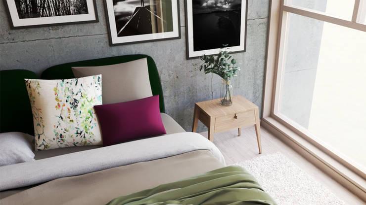 Bedroom by BORAGUI - Design Studio
