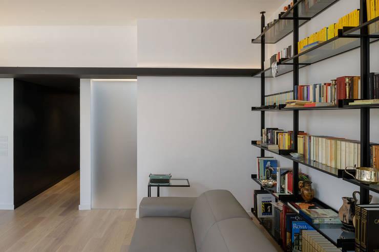 modern  by Patrizia Burato Architetto, Modern Wood Wood effect