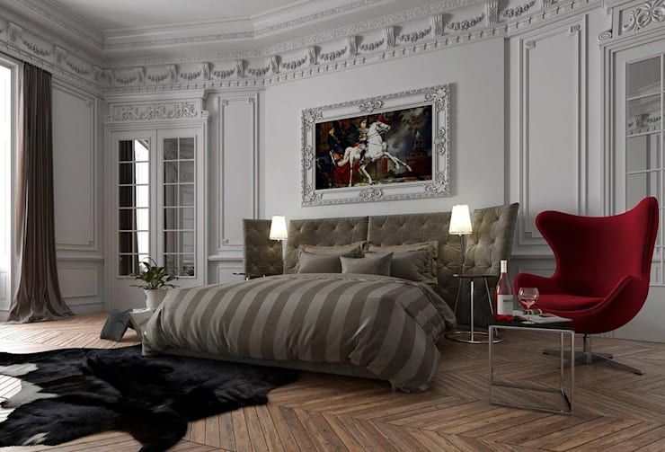 Project:  Bedroom by MAG Consultancy