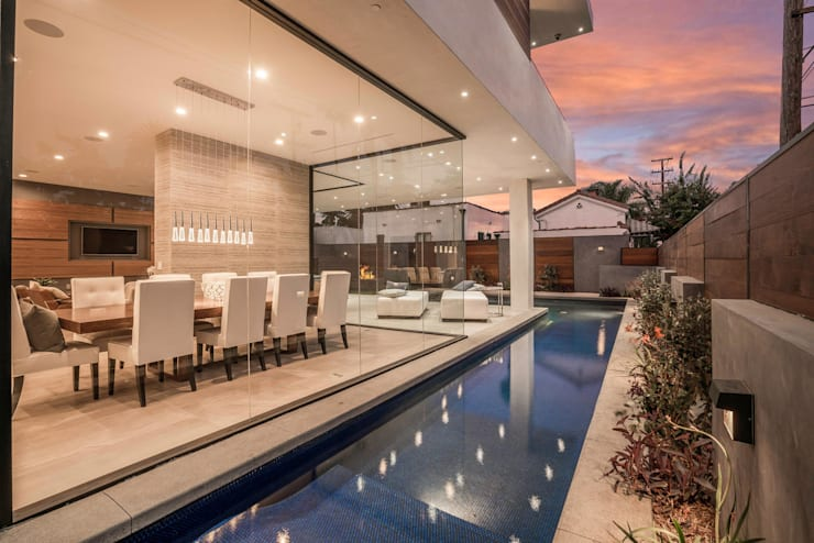 N.E. Designs Inc. Projects: modern Houses by N.E. Designs Inc.