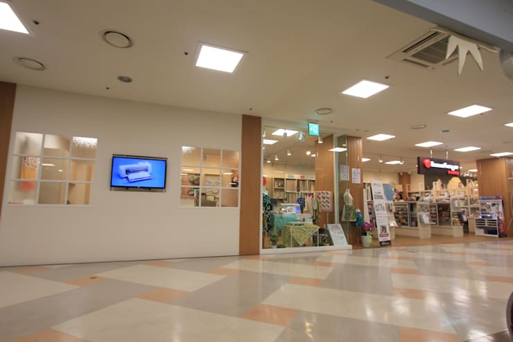 브라더미싱: 에스디자인의  상업 공간,