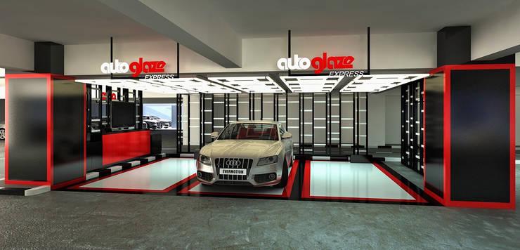 Autoglaze Outlets :  Dealer mobil by Elora Desain